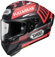 Shoei - SHOEI X-Fourteen Marquez Black