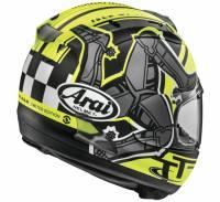 Arai - Arai Corsair-X Isle Of Man 2019 Helmet - Image 2