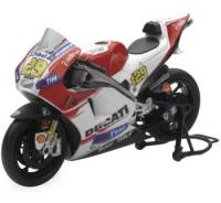 Stickers, Patches, & Toys - Toys - NewRay - NEW-RAY DIE-CAST DUCATI DESMODICI IANNONE 2015 1:12