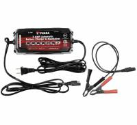 Electrical, Lighting & Gauges - Batteries and Spare Parts - Yuasa  - Yuasa 3-Amp Automatic Charger and Maintainer
