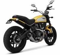 Vance & Hines - Vance & Hines Sport Taper Slip-On Exhaust Ducati Scrambler
