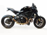 Competition Werkes - Competition Werkes Slip-on Exhaust: Monster 1200R