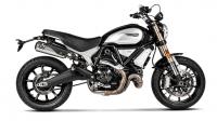 Akrapovic - Akrapovic Exhaust Ducati Scrambler 1100 with Optional Linkage Pipe 2018-2019 - Image 3