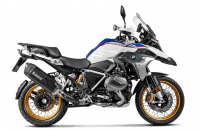 Exhaust - Slip-Ons - Akrapovic - Akrapovic Exhaust BMW R1250GS / Adventure 2019