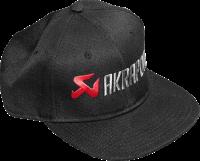 Men's Apparel - Men's Hats - Akrapovic - Akrapovic Flat Baseball Hat