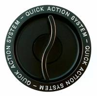 TWM - TWM Quick Action Aluminum Fuel Cap: Aprilla RSV4, Tuono [All Models] - Image 2