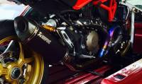 Akrapovic - Akrapovic Heat Shield: Ducati Monster 1200/S/R, 821 - Image 2
