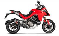 Exhaust - Full Systems - Akrapovic - Akrapovic Titanium Full Exhaust System: Ducati Multistrada 1200 [15-17],1260/1260S
