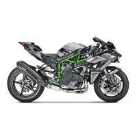 Exhaust - Full Systems - Akrapovic - Akrapovic Evolution Exhaust System Kawasaki H2 / H2R 2015-2019