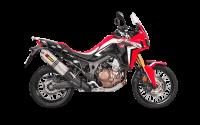 Akrapovic - Akrapovic Full Exhaust Honda Africa Twin 2016-2019