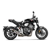 Exhaust - Slip-Ons - Akrapovic - Akrapovic Slip-On Exhaust Honda CB1000R 2018-2019