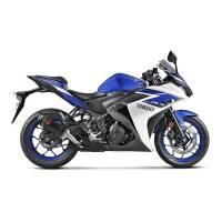 Akrapovic - Akrapovic Slip-On Exhaust Yamaha R3 2015-2019