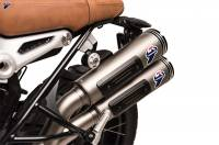 Termignoni - Termignoni Conical Dual High Mount Exhaust: BMW R nineT '16-'19