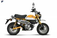 Termignoni - Termignoni Slip-On Stainless System Honda Monkey ('19/'20) - Image 1