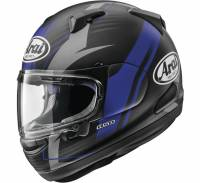 Arai - Arai Quantum-X Xen Frost Helmet [Red, Blue and Yellow Frost] - Image 2