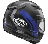 Arai - Arai Quantum-X Xen Frost Helmet [Red, Blue and Yellow Frost]