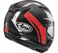 Arai - Arai Quantum-X Xen Frost Helmet [Red, Blue and Yellow Frost] - Image 4