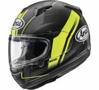 Arai - Arai Quantum-X Xen Frost Helmet [Red, Blue and Yellow Frost] - Image 5