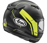 Arai - Arai Quantum-X Xen Frost Helmet [Red, Blue and Yellow Frost] - Image 6
