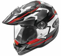 Arai - Arai XD4 Depart Helmet [Black/Silver and White/Blue] - Image 4