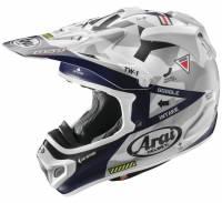 Apparel & Gear - Helmets & Accessories - Arai - Arai VX-Pro4 Navy Helmet