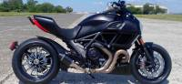 Shift-Tech - Shift-Tech Carbon Fiber GP-Shorty Exhaust: Ducati Diavel '11-'18