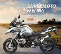 OZ Motorbike - OZ Motorbike Forged Aluminum Wheel Set: BMW R1200GS '14-'18, R1250GS - Image 5