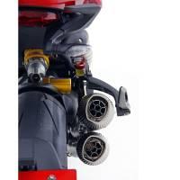 Motocorse - Motocorse Full Titanium Exhaust System: Ducati Monster 1200/S '14-'16 - Image 7