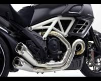 Motocorse - Motocorse Full Titanium Exhaust System: Ducati Diavel '11-'18 - Image 8