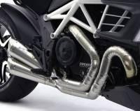 Motocorse - Motocorse Full Titanium Exhaust System: Ducati Diavel '11-'18 - Image 9