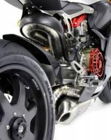 Motocorse - Motocorse Full Titanium Link Pipe for Termignoni Race Exhaust: Ducati Panigale 899/1199 - Image 9
