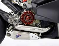 Motocorse - Motocorse Full Titanium Link Pipe for Termignoni Race Exhaust: Ducati Panigale 899/1199 - Image 3