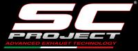 SC Project - SC Project S1 Titanium with Carbon Caps Exhaust: Ducati Hypermotard 950/SP - Image 6