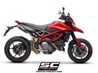 SC Project - SC Project S1 Carbon Exhaust: Ducati Hypermotard 950/SP - Image 2