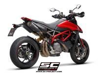 SC Project - SC Project S1 Carbon Exhaust: Ducati Hypermotard 950/SP - Image 5