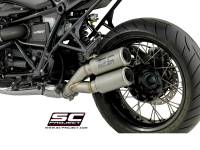 SC Project - SC Project CR-T Twin Titanium: BMW R9T