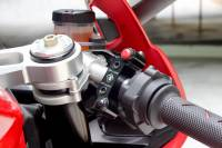 Ducabike - Brembo RCS 17 and Ducabike Billet RIGHT HAND 2 BUTTON SWITCH: Panigale 899/1199/959/1299 - Image 2