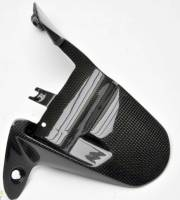 Shift-Tech - Shift-Tech Carbon Fiber Hugger: Ducati Monster 1200/S '17-'19, SuperSport 939