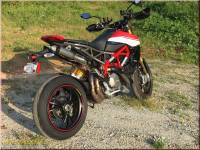 Shift-Tech - Shift-Tech Dual Stainless Exhaust: Ducati Hypermotard 950/SP - Image 4