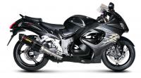 Akrapovic - Akrapovic Racing Exhaust System: Suzuki Hayabusa 2008-2019