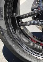 BST Wheels - BST RAPID TEK Carbon Fiber 5 SPLIT SPOKE WHEEL SET: Ducati Diavel / X Diavel - Image 18