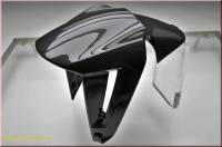 Shift-Tech - Shift-Tech Carbon Fiber Gloss Front Fender: Ducati XDiavel