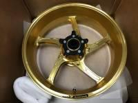 OZ Motorbike - OZ Motorbike Piega Forged Aluminum Wheel Set: Yamaha R1 '04-'14 - Image 4