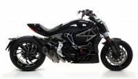 Arrow - ARROW Pro Race Titanium Exhaust: Ducati XDiavel '16-'19 - Image 3
