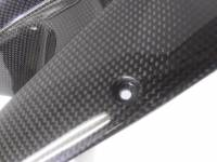 Motowheels - Carbon Fiber Fuel Tank Top Cover: Monster 696/796/1100 - Image 2