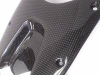 Motowheels - Carbon Fiber Fuel Tank Top Cover: Monster 696/796/1100 - Image 3