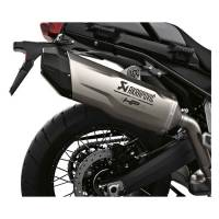 Exhaust - Slip-Ons - Akrapovic - Akrapovic HP Slip-On Exhaust BMW F750GS / F850GS / Adventure