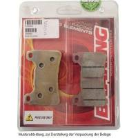 Braking - Braking Sintered Front Brake Pad Set: P1R930