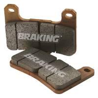 Braking - Braking Sintered Front Brake Pad Set: P1R930 - Image 2
