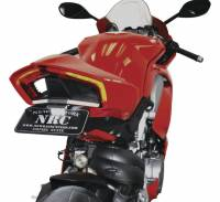 Body - Plate Relocator - New Rage Cycles - New Rage Cycles Fender Eliminator: Ducati Panigale V4/S
